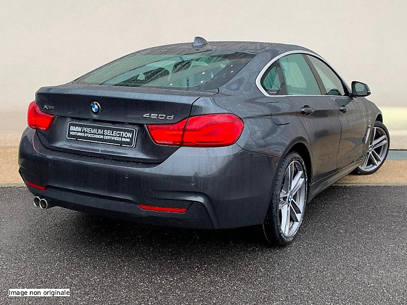 420d xDrive Gran Coupé