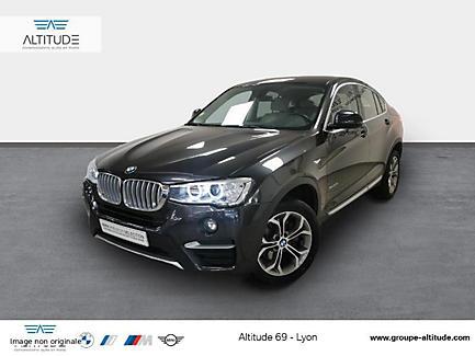 BMW X4 xDrive20d 190 ch Finition xLine