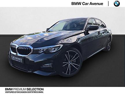 BMW 320e 204 ch Berline Finition M Sport