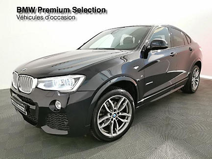 BMW X4 xDrive30d 258 ch Finition M Sport