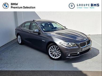 BMW 525d xDrive 218ch Berline Finition Luxury