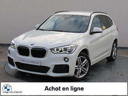 BMW X1 xDrive20i 192ch Finition M Sport
