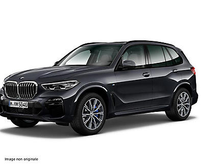 BMW X5 xDrive25d 231 ch Finition M Sport