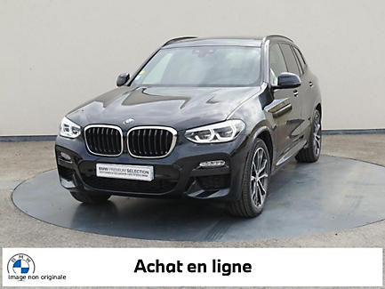 BMW X3 xDrive30d 265 ch Finition M Sport
