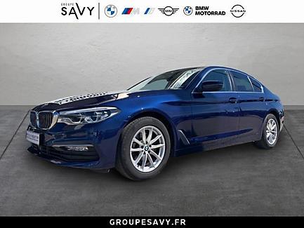 BMW 520d xDrive 190ch Berline Finition Executive (Entreprises)