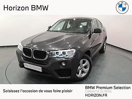 BMW X4 xDrive20d 190 ch Finition Lounge Plus