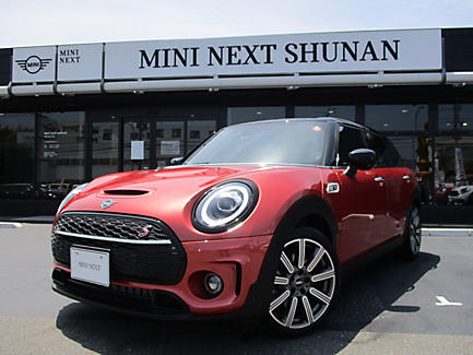 THE NEW MINI COOPER S CLUBMAN.