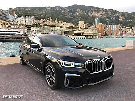 BMW 745Le xDrive 394 ch Limousine Finition M Sport