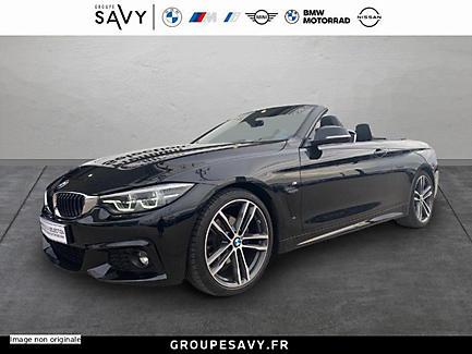 BMW 420d 190 ch Cabriolet Finition M Sport