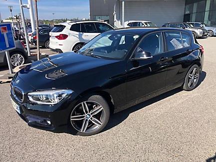 BMW 116i 109 ch cinq portes Finition Sport