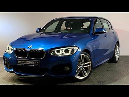 BMW 125d 224 ch cinq portes Finition M Sport