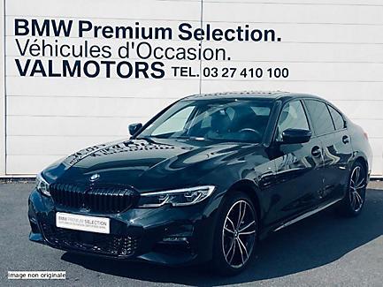 BMW 330e 292 ch Berline Finition M Sport