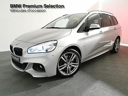 BMW 220d xDrive 190ch Gran Tourer Finition M Sport