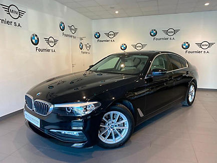 BMW 530d 265 ch Berline Finition Business (tarif f{vrier 2018)