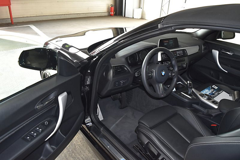 218d Cabrio