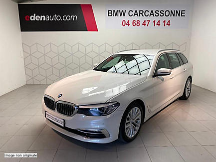 BMW 530d 265 ch Touring Finition Luxury