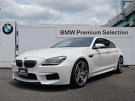 M6 Gran Coupe Competition Package