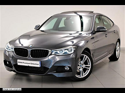 BMW 318d 150 ch Gran Turismo Finition M Sport