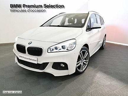 BMW 216i 102 ch Gran Tourer Finition M Sport