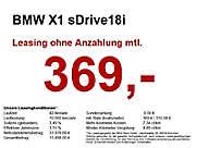 X1 sDrive18i xLine