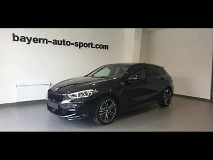 BMW 118d 150 ch Finition M Sport