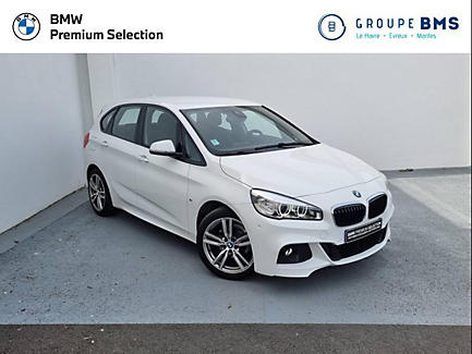 BMW 214d 95ch Active Tourer Finition M Sport