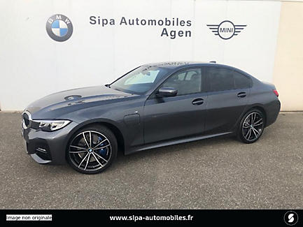 BMW 330e xDrive 292 ch Berline Finition M Sport