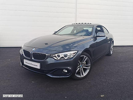 BMW 435d xDrive 313ch Coupe Finition Sport