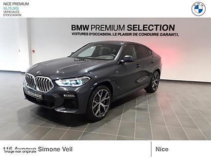 BMW X6 xDrive40i 340 ch Finition M Sport