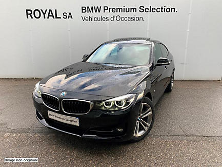 BMW 320d xDrive 190 ch Gran Turismo Finition Sport