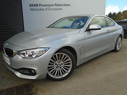 BMW 420i 184 ch Coupe Finition Luxury