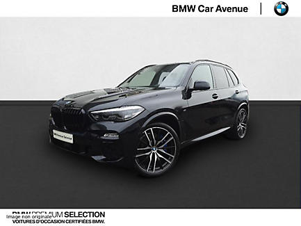 BMW X5 xDrive40d 340 ch Finition M Sport