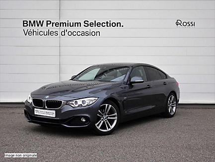 BMW 420i 184 ch Gran Coupe Finition Sport