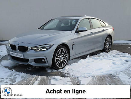 BMW 430d xDrive 258 ch Gran Coupe Finition M Sport