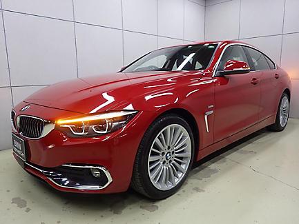 420i Gran Coupe Luxury