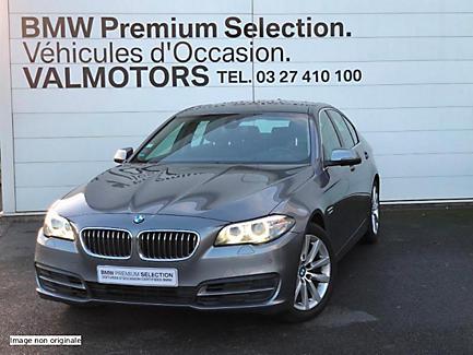 BMW 518d 150 ch Berline Finition Lounge Plus