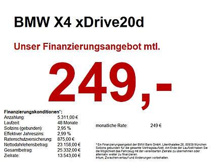 X4 xDrive20d xLine