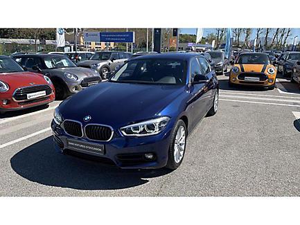 BMW 116d 116ch cinq portes Finition Sport