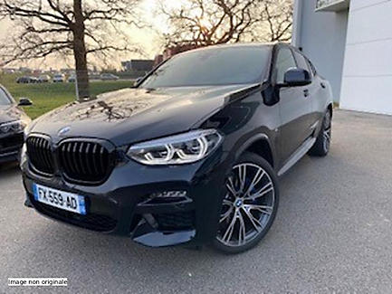 BMW X4 xDrive30d 286 ch Finition M Sport