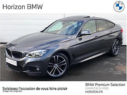 BMW 320d 190 ch Gran Turismo Finition M Sport