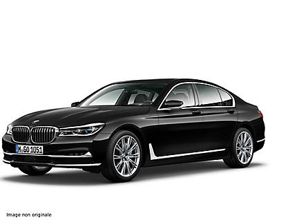 BMW 750i xDrive 450 ch Berline Finition Exclusive