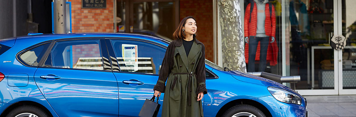 <h3><strong>BMW Premium Selection.<br />歓びは、色あせない。</font></strong></h3>