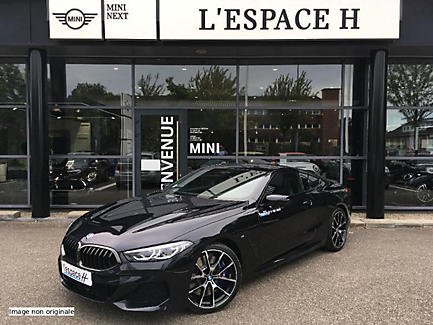 BMW 840d xDrive 320 ch Coupe Finition M Sport Technic