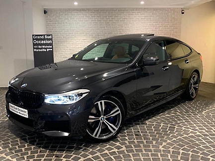 BMW 640d xDrive 320 ch Gran Turismo Finition M Sport (tarif fevrier 2018)