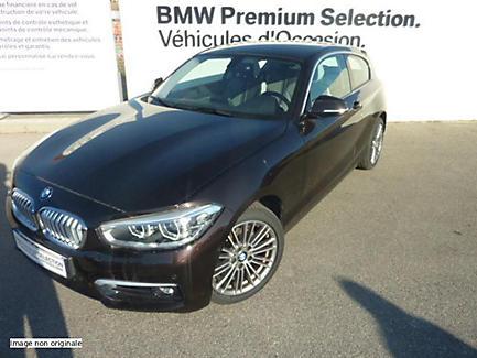 BMW 116i 109 ch trois portes Finition Urban Chic