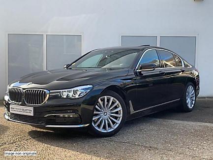 BMW 730d 265 ch Berline