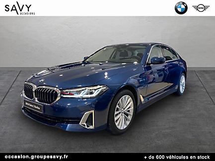 BMW 530e xDrivre 292 ch Berline Finition Luxury