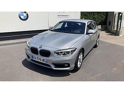BMW 116d EfficientDynamics Edition 116 ch cinq portes Finition Executive (Entreprises)