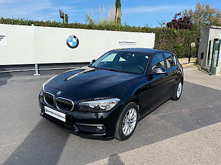 BMW 114d 95 ch cinq portes Finition Lounge