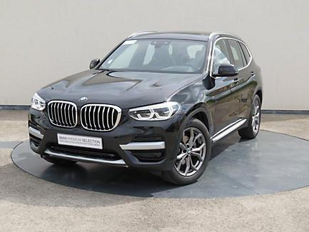 BMW X3 sDrive18d 150 ch